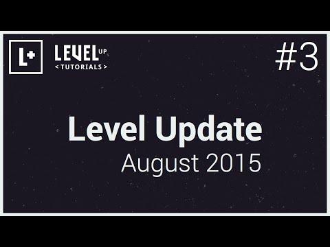 Güncelleme #3 - Ağustos Seviye 2015