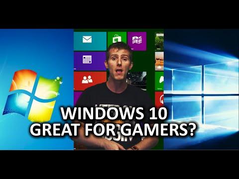 Windows 10 Özellikleri Ve Oyun Performansı