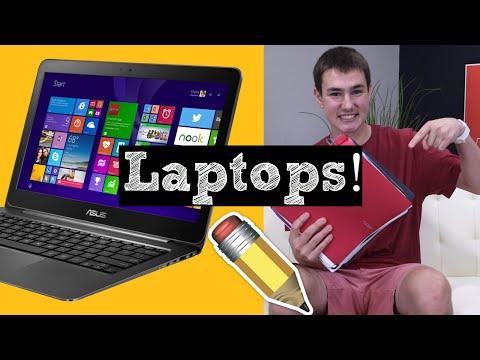 En İyi Okul Dizüstü Bilgisayarlar İçin Geri!
