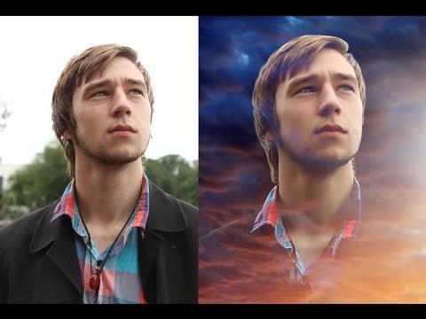 Nasıl Photoshop Fotoğraf İki Karıştırmaya | Fotoğraf Efektleri Öğretici
