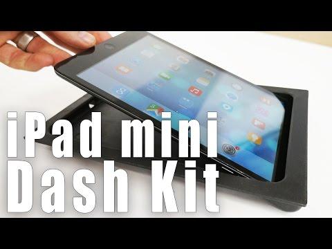 İpad Mini Yan Kaydırıcı Araç Dash Kiti