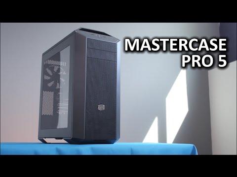 Mastercase Pro 5 Üzerinden Cooler Master-Bir Çok Moddable Dava?