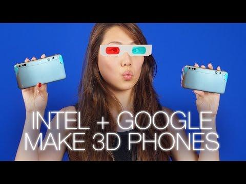 "Intel ""optane"" Ssd, Realsense + Proje Tango Birleştirmek, İphone 6S Bükme Testi"