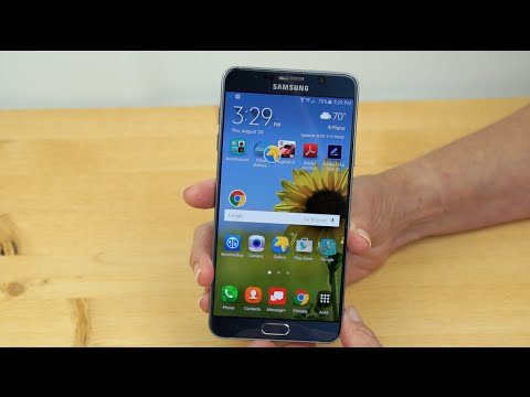 Samsung Galaxy Not 5 Bir Daha Gözden Geçirme