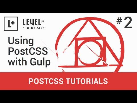 #2 - Yudum İle Postcss Kullanarak - Postcss Öğreticiler