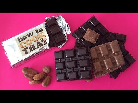 Ann Reardon Çubuk Nasıl İçin Çikolata Evde Kazanmak Fasulye