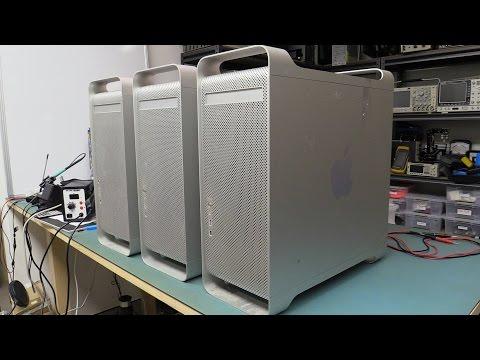 Eevblog #783 - Çöplüğü Dalış Güç Mac'ler