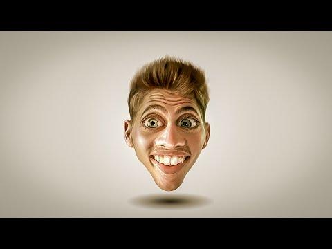 Photoshop Tutorial | Nasıl Bir Fotoğraf Karikatür Yapmak
