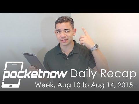 Galaxy Not 5, Google Ve Alfabe Yorumlar Ve Daha Fazlası - Cep Günlük Recap