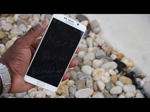 Samsung Galaxy Not 5 İnceleme: Buna Değer!