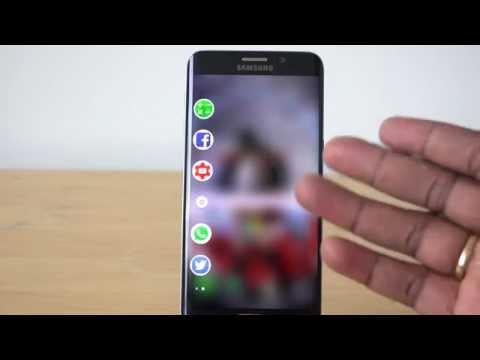 Samsung Galaxy S6 Edge + İnceleme: Yumuşak Eğriler